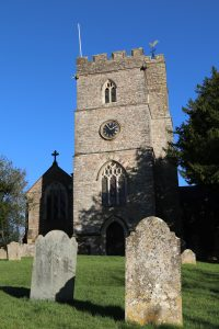 St Michael and All Angels, Awliscombe